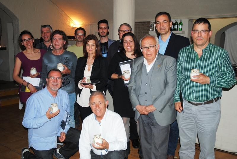 El grup Els Carlins de Manresa arrassen al Concurs de Teatre Amateur de Sant Feliu de Guíxols