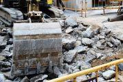 Les obres a la ciutat segueixen aturades