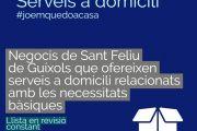 Comerços/serveis bàsics amb SERVEI A DOMICILI a Sant Feliu de Guíxols