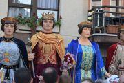 Sant Feliu de Guíxols ajorna la Vila Gegantera al 2021