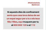 Sant Feliu de Guíxols s'adhereix a la campanya 'Establiment Segur Contra la Violència Masclista'